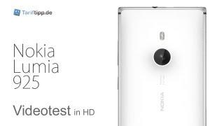 Nokia Lumia 925 | Test in deutsch (HD)