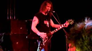 Anvil Mothra Live in London Ontario 2011