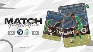 CAF CC | Demi finale aller : Pyramids FC 0 – 0 Raja CA