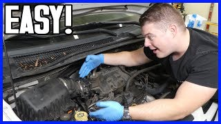 Throttle Body Service Dodge Grand Caravan