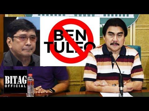 """Ben Tulfo, 'persona non grata' sa Bacolod! """"Kung kaya nyo!"""""""