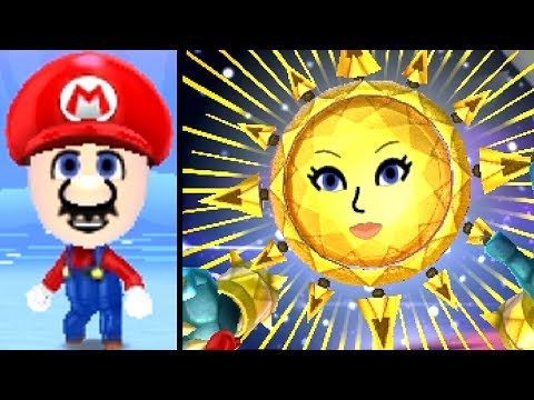 Super Mario Miitopia FINAL BOSS & ENDING (3DS)