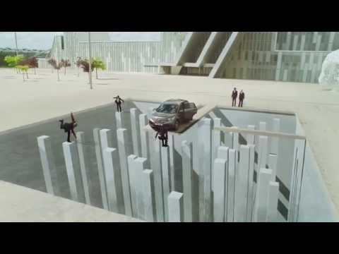 Honda  CR V Паркетник класса J - рекламное видео 4