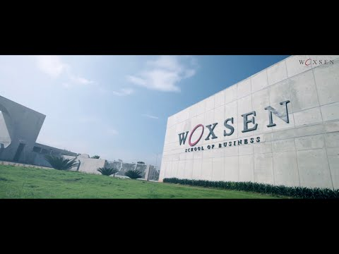 Woxsen School of Business video cover1