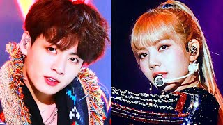 🐱 Lizkook 🐰 : SBS Gayo Daejun 2018 Moment