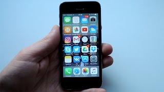 iOS 10.2 iPhone 5s
