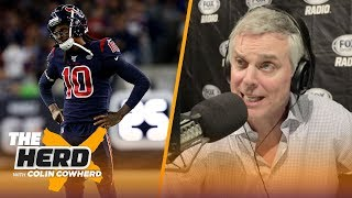 Colin Cowherd Understands Why The Texans Traded DeAndre Hopkins —Theyll Be Fine | NFL | THE HERD