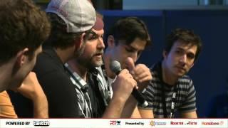 Rooster Teeth RTX Australia 2016 Lazer Team Panel