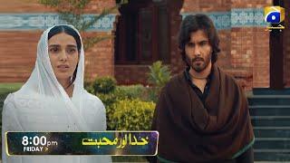 Khuda Aur Muhabbat Mega Episode 26 & 27 Teaser Promo Review Har Pal Geo Drama -Khuda Aur Muhabbat Ep