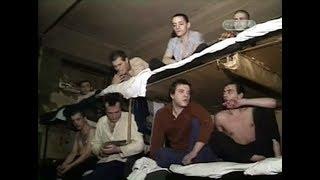 Как спят в переполненной тюремной хате