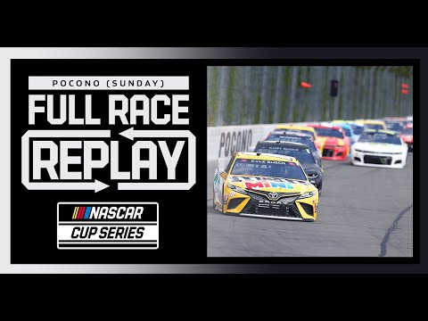 NASCAR NASCAR カップシリーズレース at ポコノ2 レースフル動画