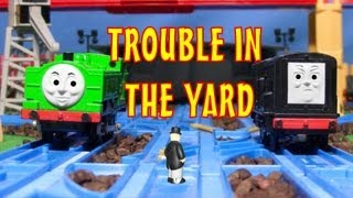 TOMICA Thomas & Friends Short 24: Trouble In The Yard