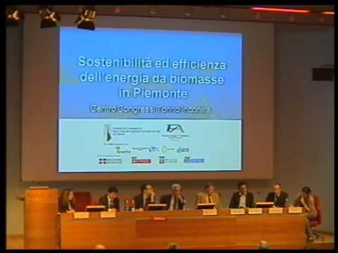 Prospettive sulla produzione ed uso razionale del biogas in Piemonte: criticità e opportunità