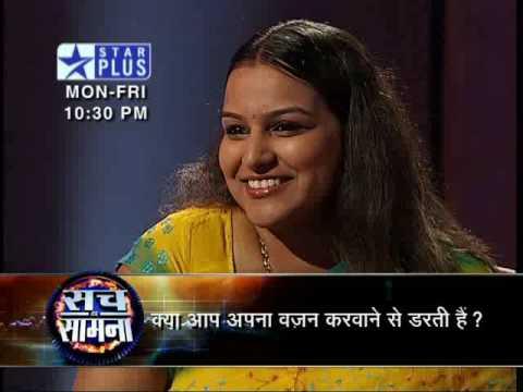 Zankhana on Sach Ka Saamna