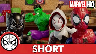 Merry Mayhem | Hasbro Marvel Bend and Flex
