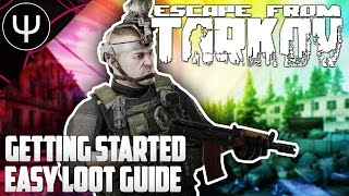 Escape From Tarkov — Getting Started Easy Loot Guide (AK/NVGs)!