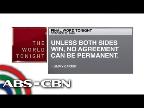 [ABS-CBN]  Final Word – October 26, 2019 | ANC