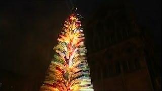 Accensione albero Natale Ferrara 2015