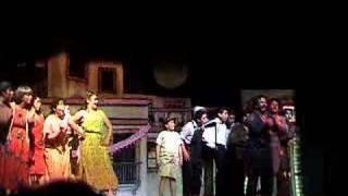 La Interesada, (Chava Flores) Orchestra Grupo Teatral.