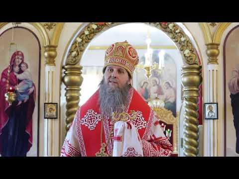 Митрополит Даниил в пятницу Светлой седмицы совершил Литургию в храме Сергия Радонежского п. КГСХА