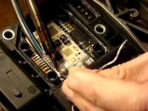 comment reparer pompe vp44
