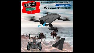 UAV Drone RC Quadcopter Holy Stone HS160S Shadow Review
