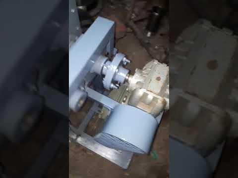 Batch Mixer Machine