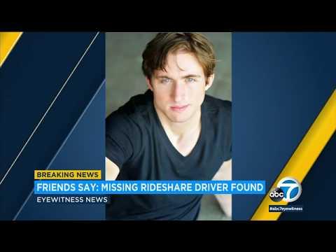 Missing man Joshua Thiede found at LA hospital, friends say | ABC7