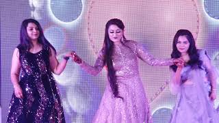 Best family dance for sangeet sisters dance performance Bride-Brothers dance Father- Bride dance 