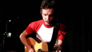 "The Tallest Man on Earth, ""Burden of Tomorrow"", live in Portland, OR"