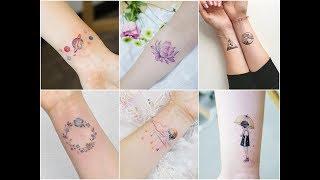 50+ Adorable Wrist Tattoo Design Ideas For Womens