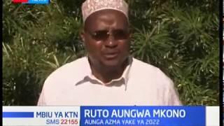 Mbunge wa Bura Ali Wario aapa kumuunga mkono William Ruto