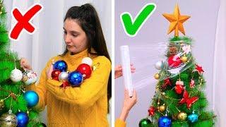 23 GENIUS CHRISTMAS TREE HACKS