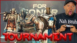 My Favorite Tournament We've Ever Done! (For Honor Tourney Recap)