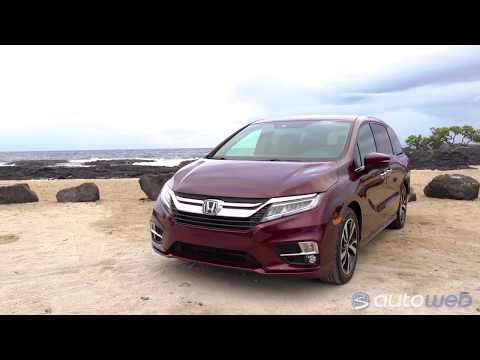 2018 Honda Odyssey Wins the AutoWeb Buyer