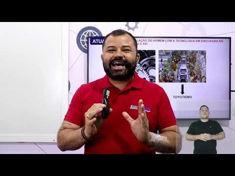 Aula 07 | O homem e a tecnologia no século XXI - Parte 01 de 03 - Atualidades
