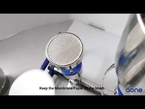 Filtration Manifold GMP Model 7