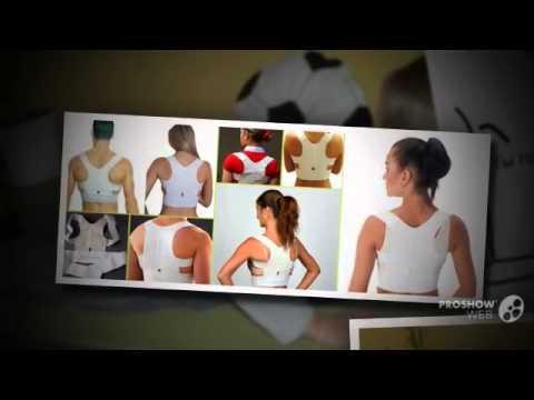 Упражнения для кифоза грудного отдела
