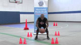 Slam Dribble Right Hand Helps with Control