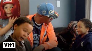 Major Harris Supercut: Cutest Moments (Part 2) | T.I. & Tiny: Friends & Family Hustle