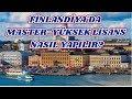 Finlandiyada Master Yksek Lisans Nasl Yaplr