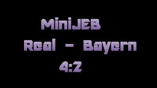 Real Ograł Bayern. Też Mi Afera.   MiniJEB #66 (Jeb Z Woleja)