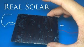 Free energy , Solar energy , How to make solar cell step by step