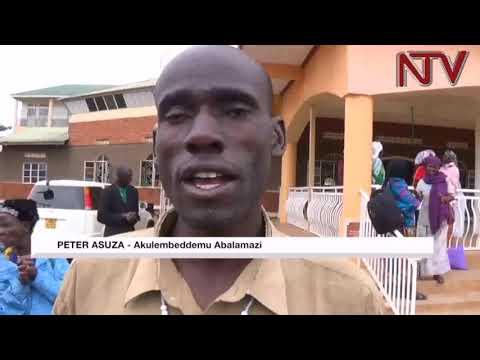 OKULAMAGA E NAMUGONGO: Abava e Kenya bayingidde Uganda