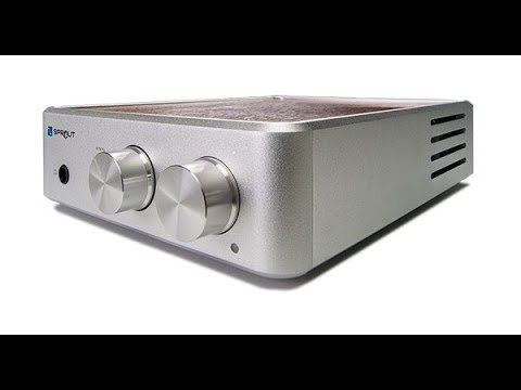 Reviewed: PS Audio Sprout 100 integrated amplifier
