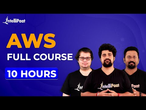 AWS Training and Certification | AWS Course | Intellipaat - YouTube