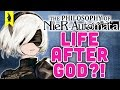 Most Philosophical Game Ever The Philosophy Of Nier: Au