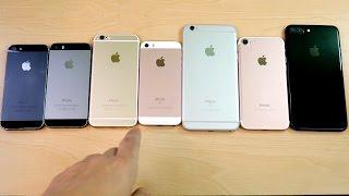 Should I buy iPhone 5, iPhone 5S, iPhone 6, iPhone 6S, iPhone SE, iPhone 7 or iPhone 7 Plus?