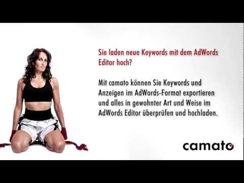 Camato: Automatisiertes AdWords-Kampagnen-Management für die Marktführer