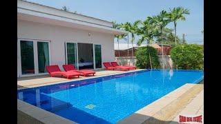 Boat Lagoon | Stunning  Three Bedroom Modern Pool Villa for Sale
